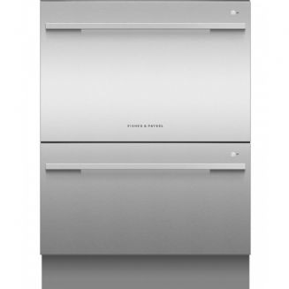 Fisher & Paykel DD60DDFHX9 Built In 60 CM Dishwasher Fully Integrated Ezkleen S/S